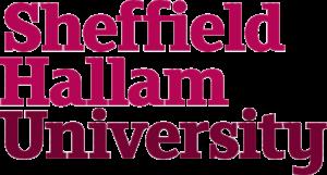 Sheffield Hallam University logga