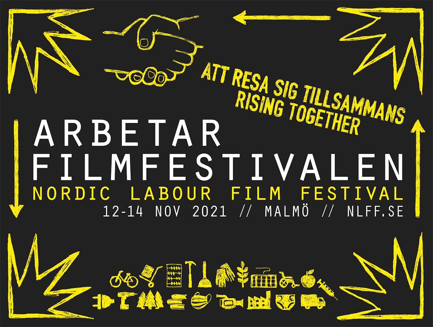 Festivalen 2021 // The Festival 2021